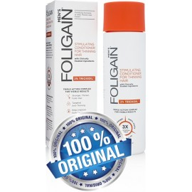 FOLIGAIN HAIR REGROWTH CONDITIONER  For Men with 2% Trioxidil®