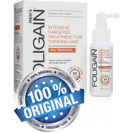 FOLIGAIN Tratament Intensiv cu 10% Trioxidil